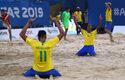 Голът, който привлече вниманието към световните плажни игри