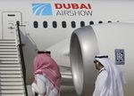 Фотогалерия: Самолети за милиони търсят купувачи на най-голямото авиоизложение в Дубай