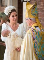 Фотогалерия: Кръщенето на най-новия британски принц