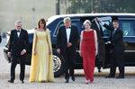 Фотогалерия: Семейство Тръмп в Лондон и околностите му