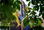 Фотогалерия: Един по-цветен квартал на София