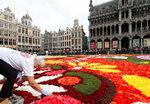 Фотогалерия: Мексиканският килим на Брюксел