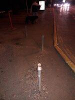 Вечерна разходка - опасности по тротоара