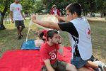 Фотогалерия: Как се дава първа помощ
