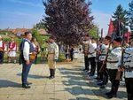 Снимка на деня: Каракачанов и други комити