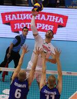 Фотогалерия: Ударното начало на световното по волейбол