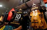 """Фотогалерия: Първият ден на Диего Марадона начело на мексиканския """"Дорадос"""""""