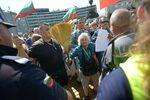 """Фотогалерия: Протест """"против геноцида на Борисов и всички досегашни управляващи мафии"""""""