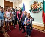 Фотогалерия: Ден на отворени врати в президентството