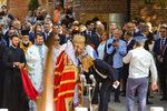 Фотогалерия: Тържествата в деня на София и новите почетни граждани
