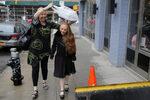 """Фотогалерия: Модел със синдрома на Даун се качи на """"котешката пътечка"""" в Ню Йорк"""