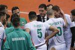 Фотогалерия: Хъс, отборна игра и вълнуваща победа за българските волейболисти срещу Иран
