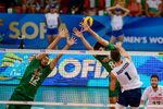 Фотогалерия: Българската волейболна страст