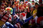 Фотогалерия: Денят на клоуна в Ел Салвадор
