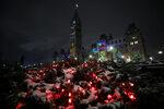 Снимка на деня: Коледните светлини на Отава