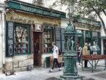 Фотогалерия: Църква, гондола, затвор - къде са най-уютните книжарници