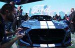 Фотогалерия: Премиерите на автосалона в Детройт