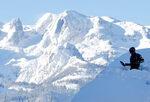 Фотогалерия: Армията срещу снега