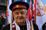 "Фотогалерия: ""1 от 300 милиона"" или как Белград посрещна Путин"