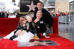 Снимка на деня: Пинк на Алеята на славата