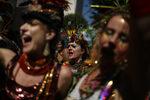Фотогалерия: Започнаха приготовленията за карнавала в Рио