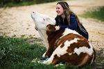 Фотогалерия: Спасение за фермерски животни