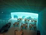 Фотогалерия: Първият подводен ресторант в Европа се открива в Норвегия