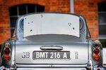 """Снимка на деня: Да си купиш """"Астън Мартин"""", създаден за Джеймс Бонд"""