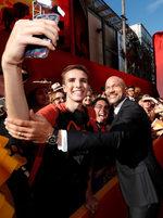 """Фотогалерия: Бионсе на премиерата на новия """"Цар Лъв"""""""