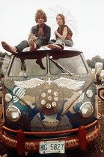 Фотогалерия: Три дни мир и музика - Уудсток преди 50 години