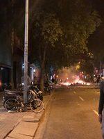 Барселона, напечено положение...