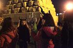Фотогалерия: Страшна софийска вечер
