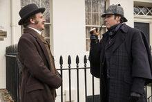 Холмс и Уотсън