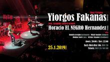 Horacio El Negro Hernandez & Yiorgos Fakanas