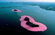Кристо: Острови