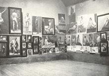 Голо тяло 1896-1945 от музейния фонд на НХА