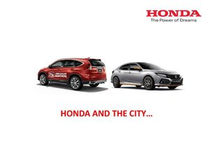 Honda and the City