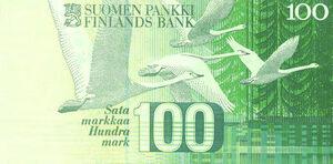 Финландските банкноти - история и дизайн