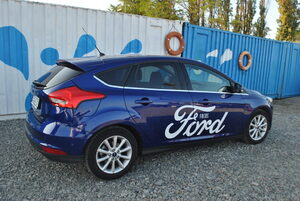 """Фоторазказ: Алтернативата на дизела от """"Форд"""""""