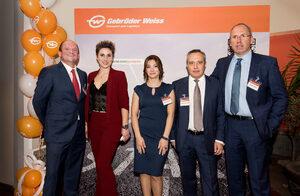 Gebrüder Weiss: В Ереван официално бе открито ново представителство