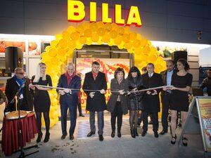BILLA откри шести магазин в Пловдив