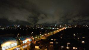 Петък вечер: Въздухът в София