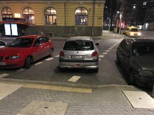 Вечер няма пешеходни пътеки