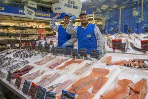 МЕТРО България представи обновените си отдели за риба и най-нов арктически асортимент