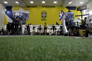 Фотогалерия: Къде ще се подготвят бразилците за световното по футбол