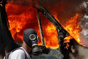 Фотогалерия: Осемгодишният бунт срещу икономиите в Гърция