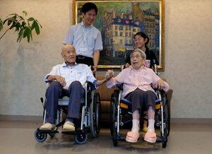 Каква е тайната на едно японско семейство за 80 години щастлив брак