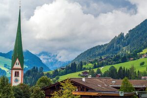 Фотогалерия: Най-хубавото село в Австрия