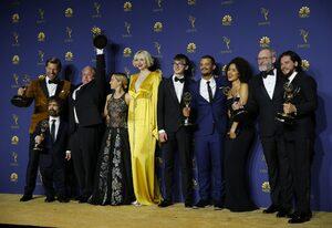 """""""Игра на тронове"""" и """"Прекрасната г-жа Мейзъл"""" са големите победители на наградите """"Еми"""""""