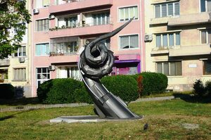 Нова пластика във Варна